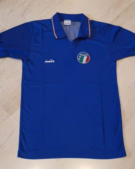 1986-90 Italy home shirt size M perfect condition