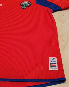 2000-02 Costa Rica Home Shirt Excellent condition size M fits Large