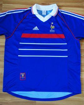 Maillot Equipe de France 1998