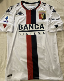 Maglia Genoa PANDEV Serie A 20/21