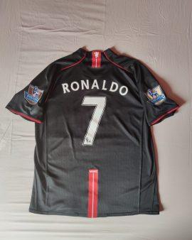 Maillot Ronaldo extérieur Manchester United 2007/08