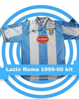Lazio Roma 1999-00 European shirt home (XL)