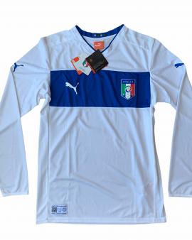 ITALY LS AWAY FOOTBALL SHIRT *BNWT* – M