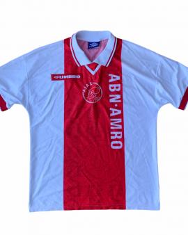 1998 99 AJAX HOME FOOTBALL SHIRT – L