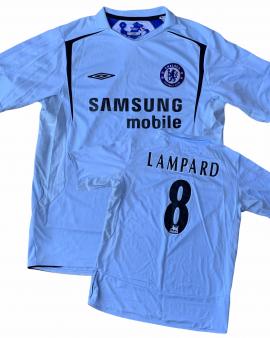 Maillot officiel Chelsea Numéro 8 Franck LAMPARD