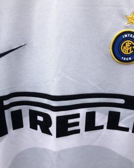 2001 02 Inter Milan away football shirt (excellent) – M