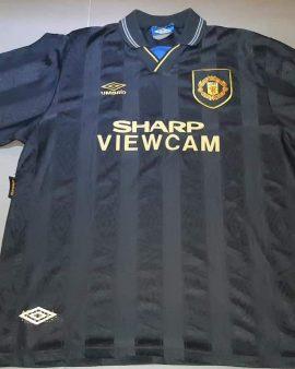 Manchester United 1993/1995 vintage football kit