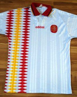 Espagne 1994-1996 Away Football vintage football shirt
