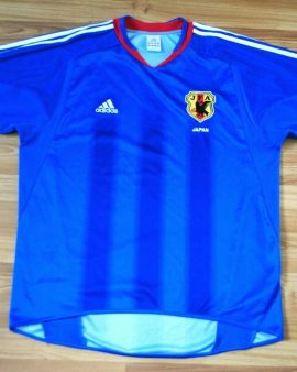 Japan vintage football shirt 2004