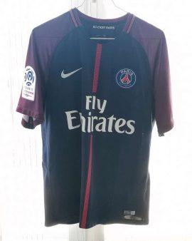 maillot PSG 2017 Mbappé