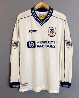 Rare Jersey Jamie Clapham #28 Tottenham Hotspur 1997 Player Issue
