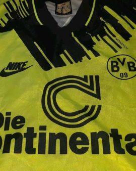dortmund 1993-1994 home shirt