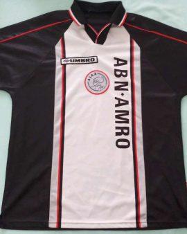 Ajax  shirt away 1998-99 XL rare shirt