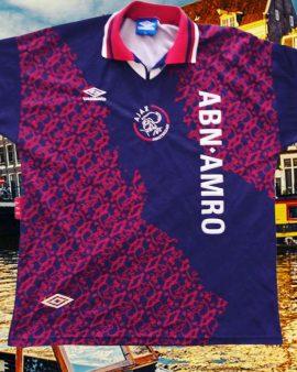ajax away football shirt 1994-1995