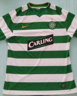Celtic Home 2008 – 2010 shirt player version