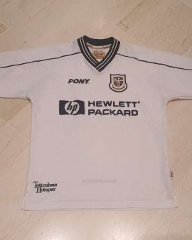 1997-99 Tottenham Hotspur Home Shirt Size adult S