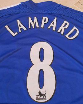 2006-08 Chelsea FC Shirt LAMPARD size L Excellent condition