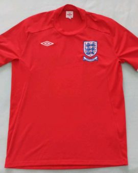 England away shirt 2010 South Africa wc edition