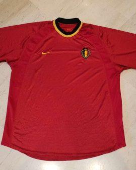 2000-02 Belgium Shirt size L Excellent condition