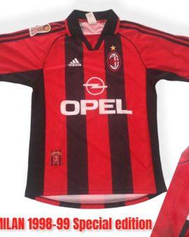 Ac milan 1998-99 shirt