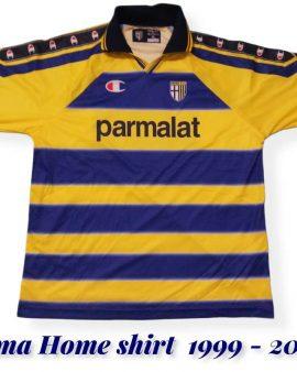 parma Home shirt 1999-2000