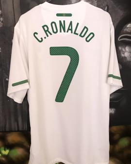 Maillot du Portugal Christiano Ronaldo coupe du monde 2010