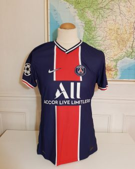 Maillot PSG stock pro Champions League 2020 2021 home XL