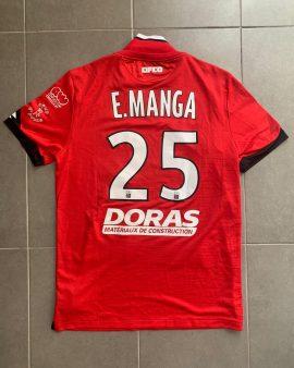 Maillot porté par Manga contre le PSG en 2019/20