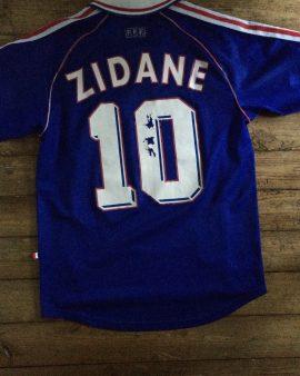 FFF 1998 #10 ZIDANE / Taille M