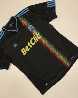 Marseille Third Shirt 10/11 Gignac 10 Size XL