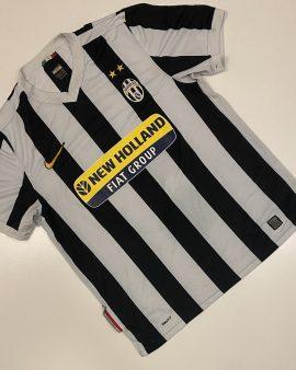 Juventus Home SHirt 09/10 Del Piero 10