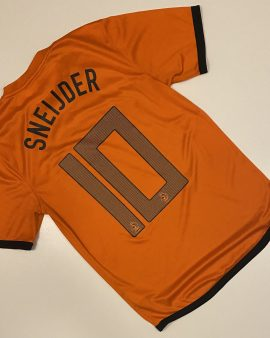 Holland Home Euro's 2012 Sneijder 10 Size S