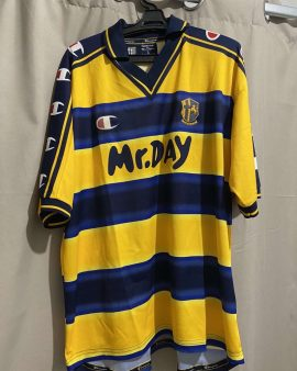 maillot Parme 2001