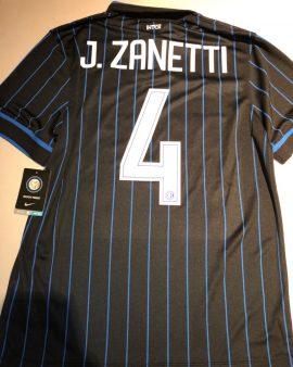 Zanetti Inter Jersey