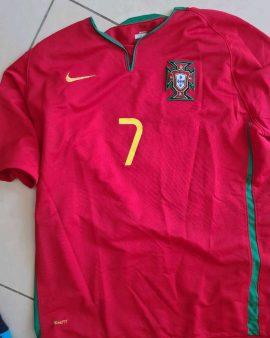 Portugal home ronaldo 7