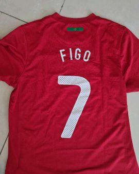 Portugal home figo 7