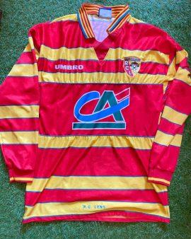 RC Lens 1996 worn