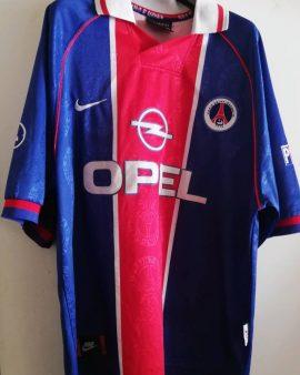 psg 1996-1997 shirt