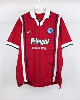 Maillot Naples Away Nike Football 1997-98