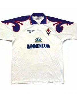 Rui Costa #10 🔥 1995/97 Fiorentina away football shirt original